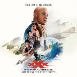 Обложка к диску с музыкой из фильма «Три икса: Мировое господство»