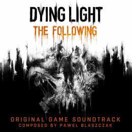 Обложка к диску с музыкой из игры «Dying Light: The Following»