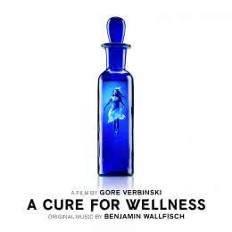 Обложка к диску с музыкой из фильма «Лекарство от здоровья»