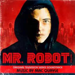 Обложка к диску с музыкой из сериала «Мистер Робот (Volume 1)»
