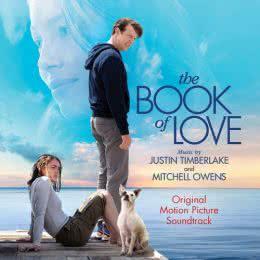 Обложка к диску с музыкой из фильма «Книга любви»