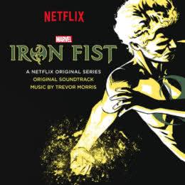 Обложка к диску с музыкой из сериала «Железный кулак (1 сезон)»