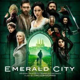 Обложка к диску с музыкой из сериала «Изумрудный город  (1 сезон)»