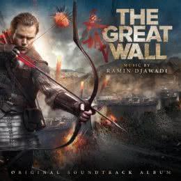 Обложка к диску с музыкой из фильма «Великая стена»