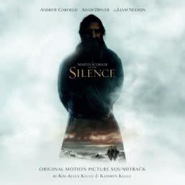 Обложка к диску с музыкой из фильма «Молчание»