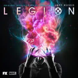 Обложка к диску с музыкой из сериала «Легион (1 сезон)»