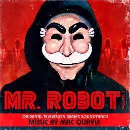 Обложка к диску с музыкой из сериала «Мистер Робот (Volume 2)»