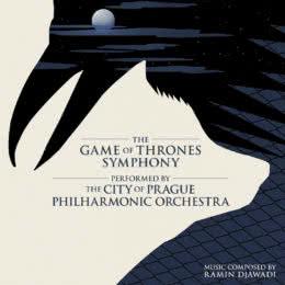 Обложка к диску с музыкой из сериала «Игра престолов»