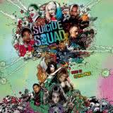 Маленькая обложка диска с музыкой из фильма «Отряд самоубийц»