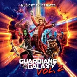 Обложка к диску с музыкой из фильма «Стражи Галактики 2»