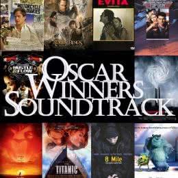 Обложка к диску с музыкой из сборника «Победители Оскара (1985-2007)»