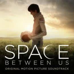 Обложка к диску с музыкой из фильма «Космос между нами»