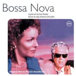 Обложка к диску с музыкой из фильма «Боссанова»