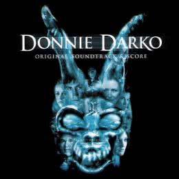 Обложка к диску с музыкой из фильма «Донни Дарко»