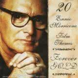 Маленькая обложка диска с музыкой из сборника «Эннио Морриконе - 20 кинотем»