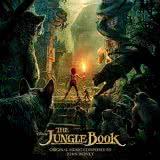 Маленькая обложка диска c музыкой из мультфильма «Книга джунглей»