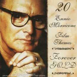 Обложка к диску с музыкой из сборника «Эннио Морриконе - 20 кинотем»