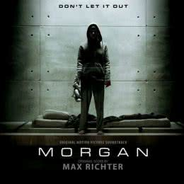 Обложка к диску с музыкой из фильма «Морган»