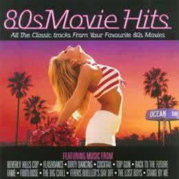 Обложка к диску с музыкой из сборника «Кинохиты из 80-х (2007)»