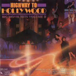 Обложка к диску с музыкой из сборника «Хиты большого кино II»