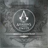 Маленькая обложка диска с музыкой из игры «Assassin's Creed: Unity»