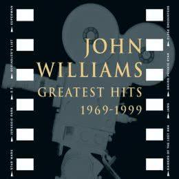 Обложка к диску с музыкой из сборника «Джон Уильямс - Лучшие хиты 1969-1999»