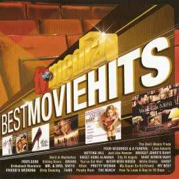 Обложка к диску с музыкой из сборника «Лучшие кинохиты от TV-Media (2007)»