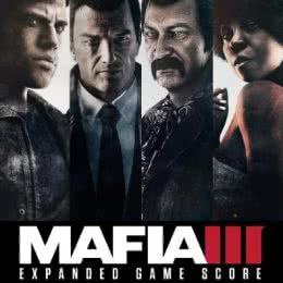 Обложка к диску с музыкой из игры «Mafia 3»