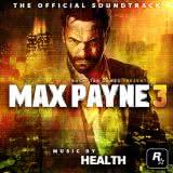Маленькая обложка диска с музыкой из игры «Max Payne 3»