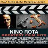 Маленькая обложка диска с музыкой из сборника «Нино Рота - величайшие кинохиты (5CD)»
