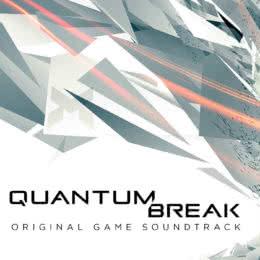 Обложка к диску с музыкой из игры «Quantum Break»