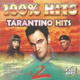 Маленькая обложка диска с музыкой из сборника «100% хиты от Тарантино II»