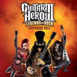 Обложка к диску с музыкой из игры «Guitar Hero 3 - Legends of Rock»