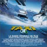 Маленькая обложка диска с музыкой из фильма «Такси 3»