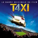 Маленькая обложка диска с музыкой из фильма «Такси 4»