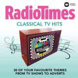 Маленькая обложка диска с музыкой из сборника «Классические ТВ-хиты от Radio Times (2017)»