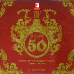Обложка к диску с музыкой из сборника «Лучшие 50 индийских хитов (3CD, 2010)»