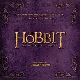 Обложка к диску с музыкой из фильма «Хоббит: Пустошь Смауга (Special Edition)»