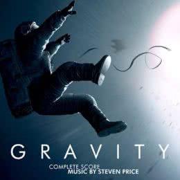Обложка к диску с музыкой из фильма «Гравитация (Special Edition)»