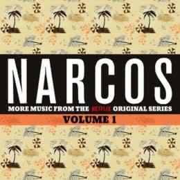 Обложка к диску с музыкой из сериала «Нарко (1 сезон)»
