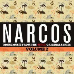 Обложка к диску с музыкой из сериала «Нарко (2 сезон)»