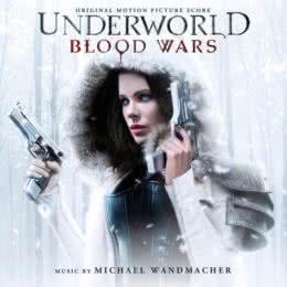 Обложка к диску с музыкой из фильма «Другой мир: Войны крови»