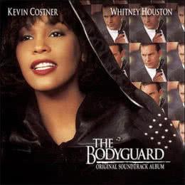 Обложка к диску с музыкой из фильма «Телохранитель»