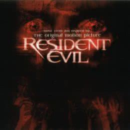 Обложка к диску с музыкой из фильма «Обитель зла»