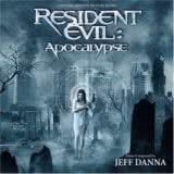 Маленькая обложка диска с музыкой из фильма «Обитель зла 2: Апокалипсис»
