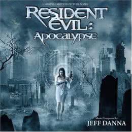 Обложка к диску с музыкой из фильма «Обитель зла 2: Апокалипсис»