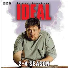 Обложка к диску с музыкой из сериала «Идеал (2-4 сезон)»