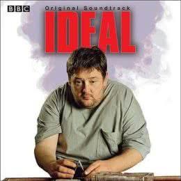 Обложка к диску с музыкой из сериала «Идеал (1 сезон)»