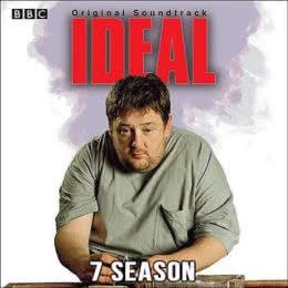 Обложка к диску с музыкой из сериала «Идеал (7 сезон)»