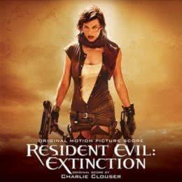 Обложка к диску с музыкой из фильма «Обитель зла 3»